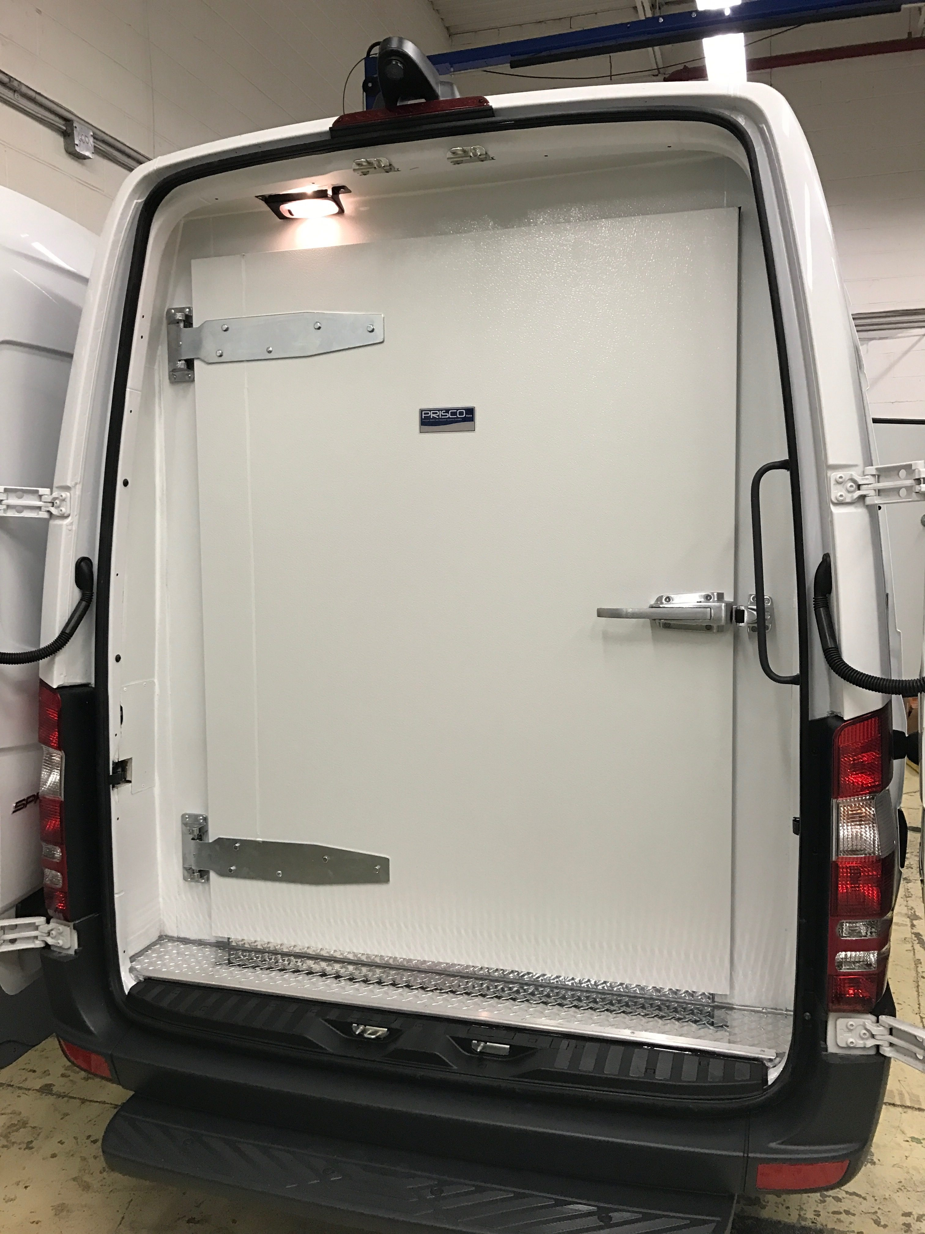 Prisco Vans Thermo Liner Insulation Flooring
